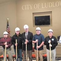 Groundbreaking Ceremony Held for Riverfront Commons, Phase I