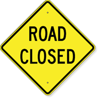 Temporary Road Closure--(Sleepy Hollow Road)