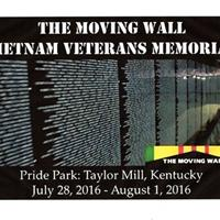 The Vietnam Moving Wall to Visit Taylor Mill, Kentucky