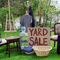 City Wide Yard Sale--June 3, 2017