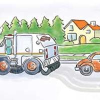 Street Sweeping Dates