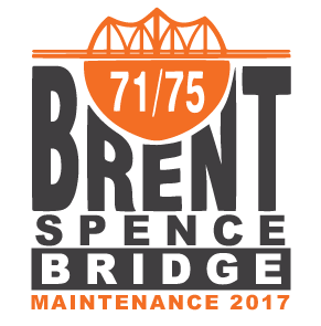 Brent Spence Bridge Maintenance 2017
