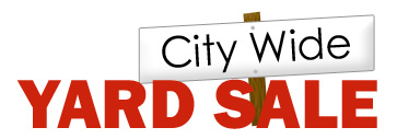Ludlow City Wide Yard Sale